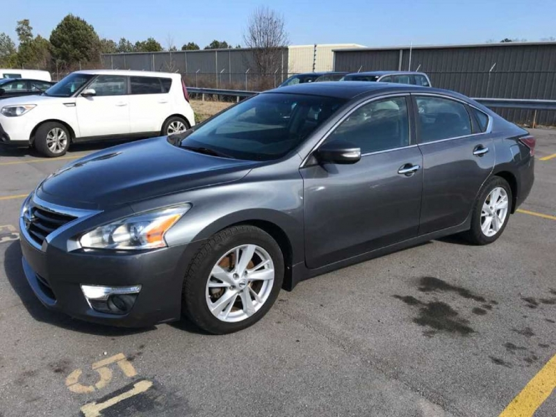 NISSAN ALTIMA SV 2014 price $11,753