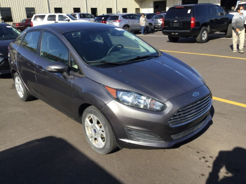 FORD FIESTA 2014 price $10,563
