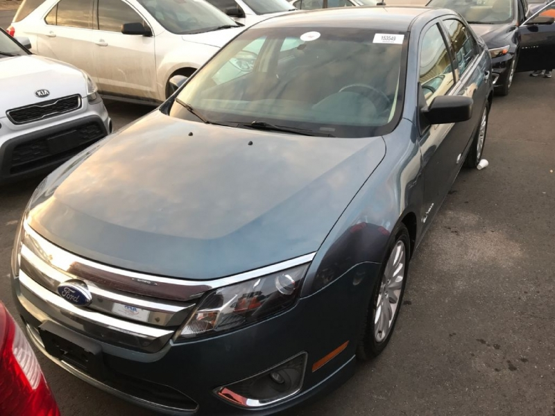 FORD FUSION 2012 price $10,233