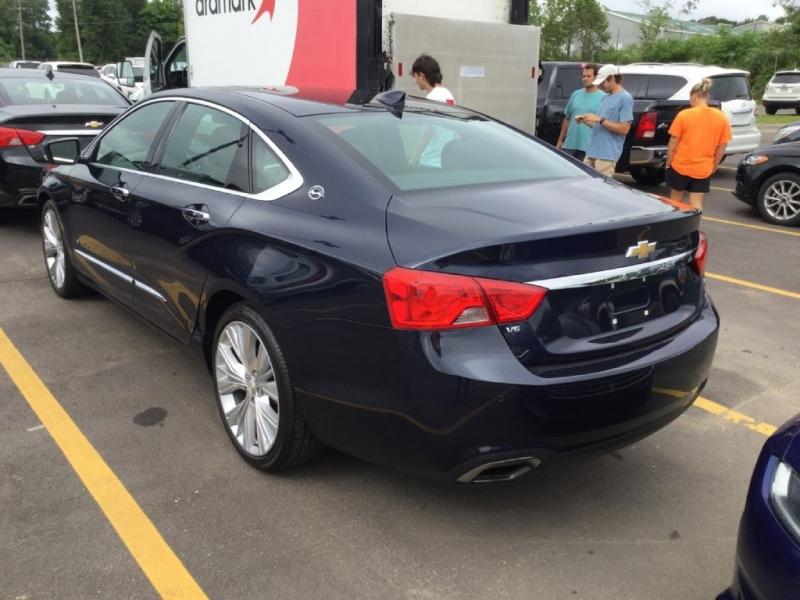 CHEVROLET IMPALA 2015 price $17,843