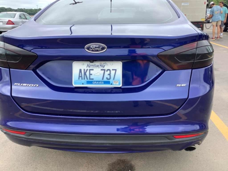 FORD FUSION 2016 price $15,133