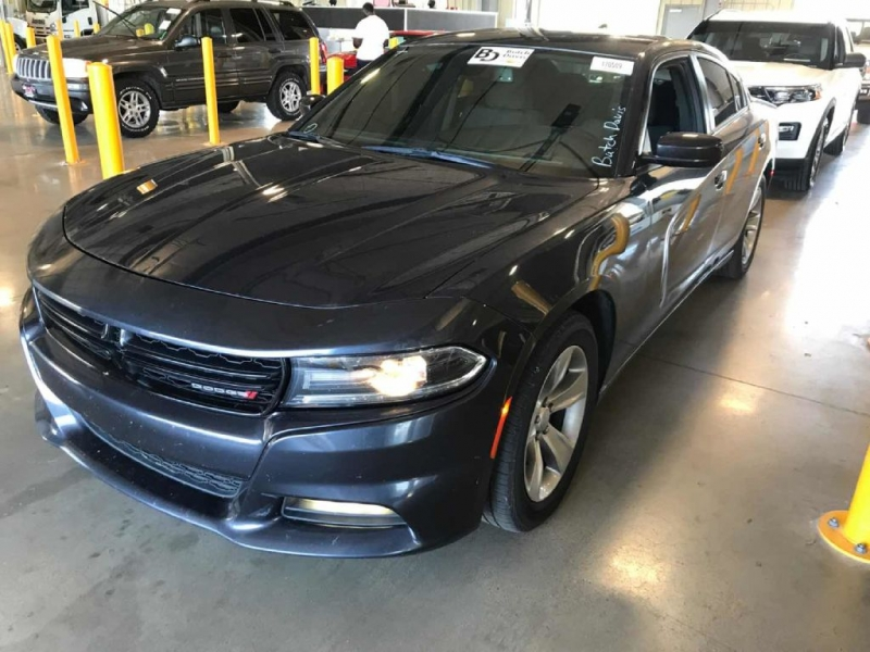 DODGE CHARGER 2018 price $22,733