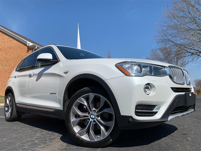 BMW X3 2017 price $18,783