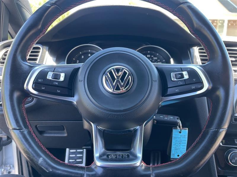 VOLKSWAGEN GOLF GTI 2015 price $13,995