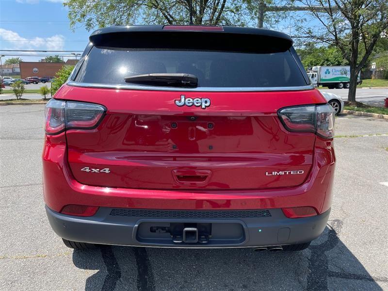 JEEP COMPASS 2018 price $21,263