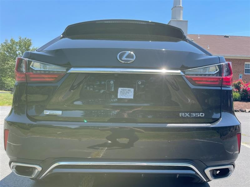 LEXUS RX 2017 price $37,683