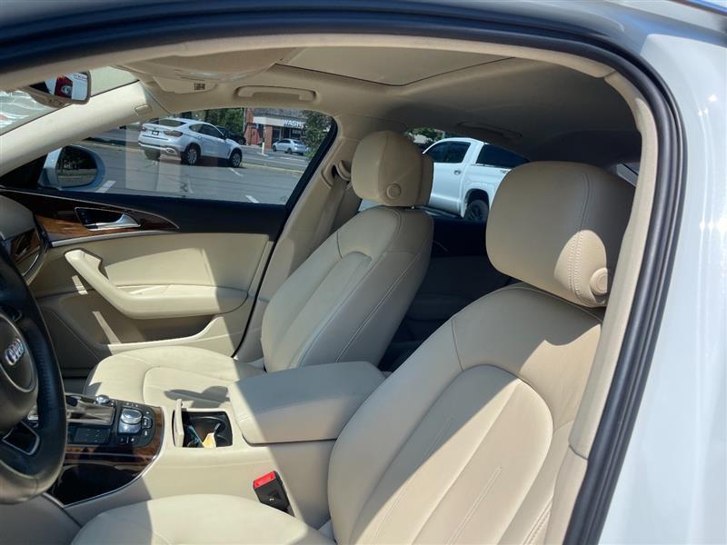 AUDI A6 2016 price $23,987