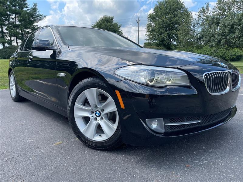 BMW 5 SERIES 2012 price $17,495