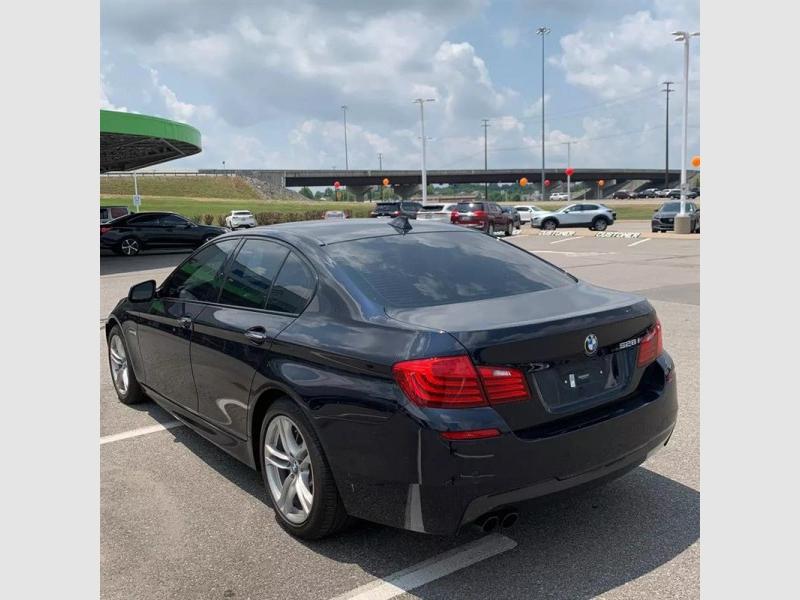 BMW 5 SERIES 2015 price $21,787