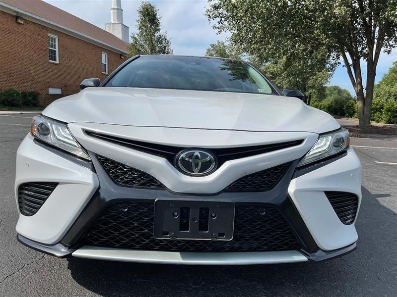 TOYOTA CAMRY 2018 price $28,275