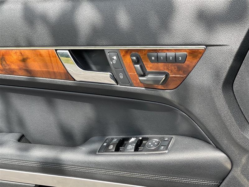 MERCEDES-BENZ E-CLASS 2012 price $15,263