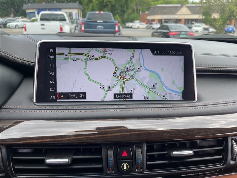 BMW X6 2019 price $55,195