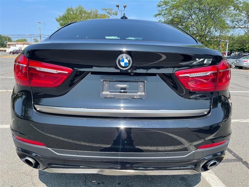 BMW X6 2017 price $47,595