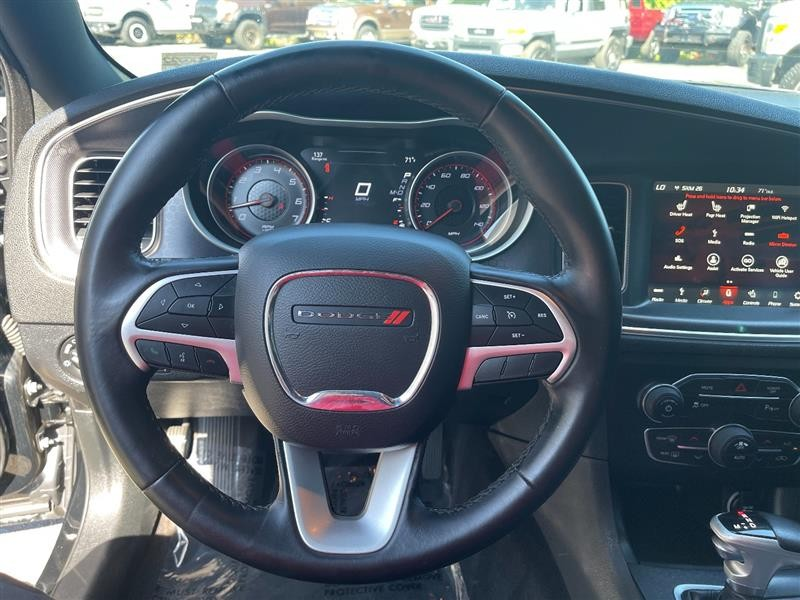DODGE CHARGER 2018 price $21,695