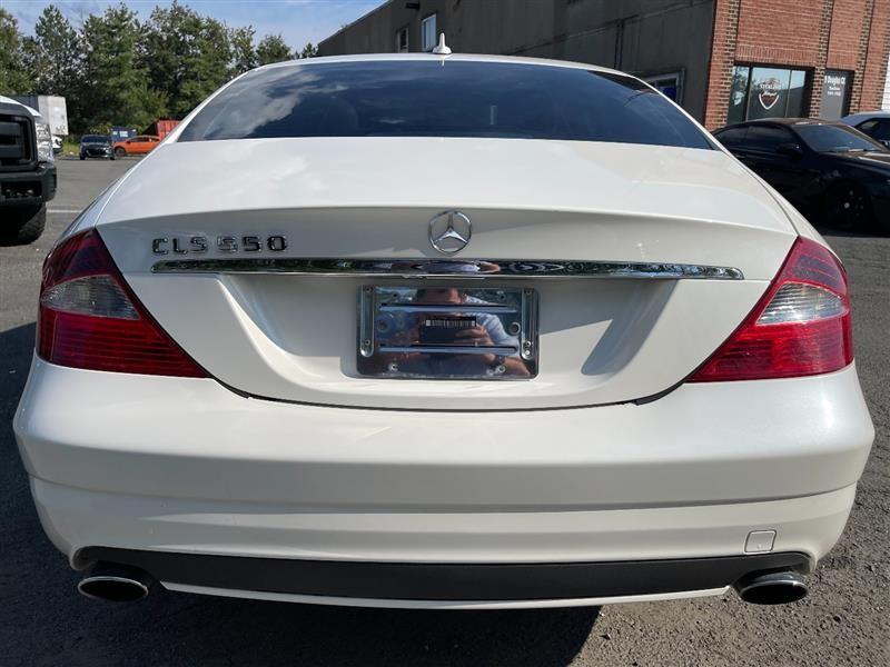 MERCEDES-BENZ CLS550 2008 price $17,995