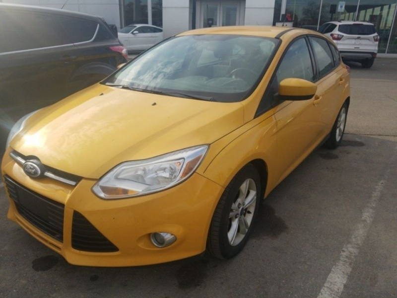Ford Focus 2012 price $6,095