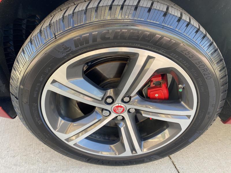 Jaguar F-PACE S 2017 price $36,991