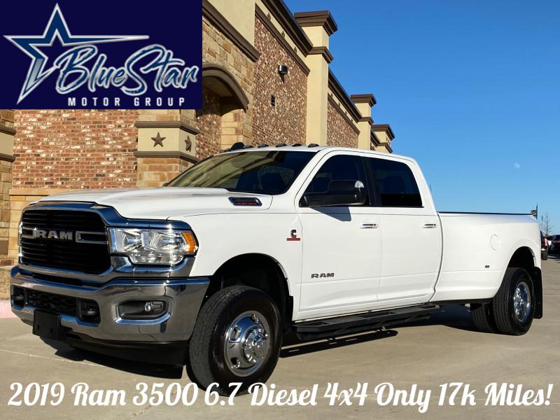 RAM 3500 2019 price $56,991
