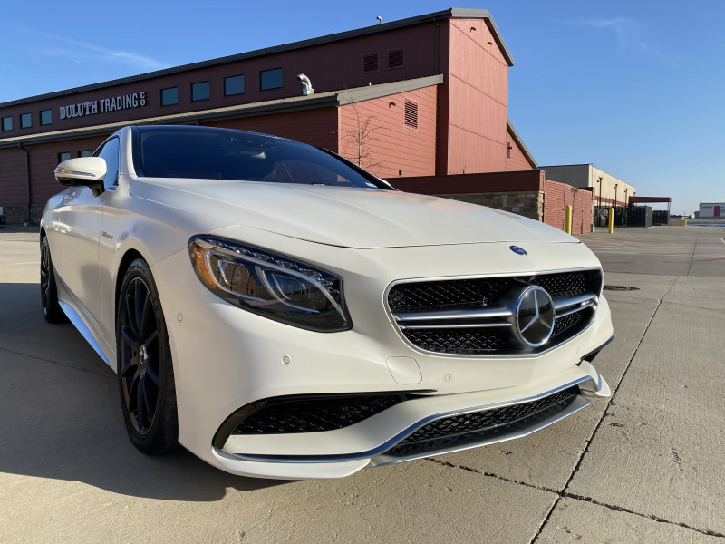 Mercedes-Benz S-Class 2015 price $75,991