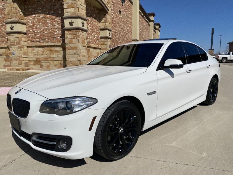 BMW 5-Series 2015 price $17,991