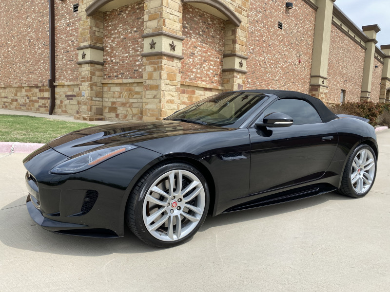 Jaguar F-TYPE 2016 price $55,891