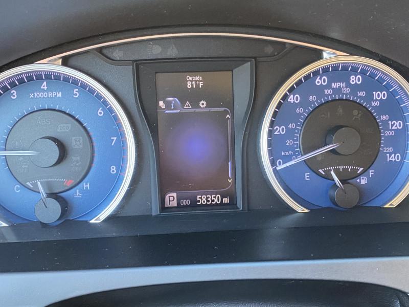 Toyota Camry 2016 price $15,789