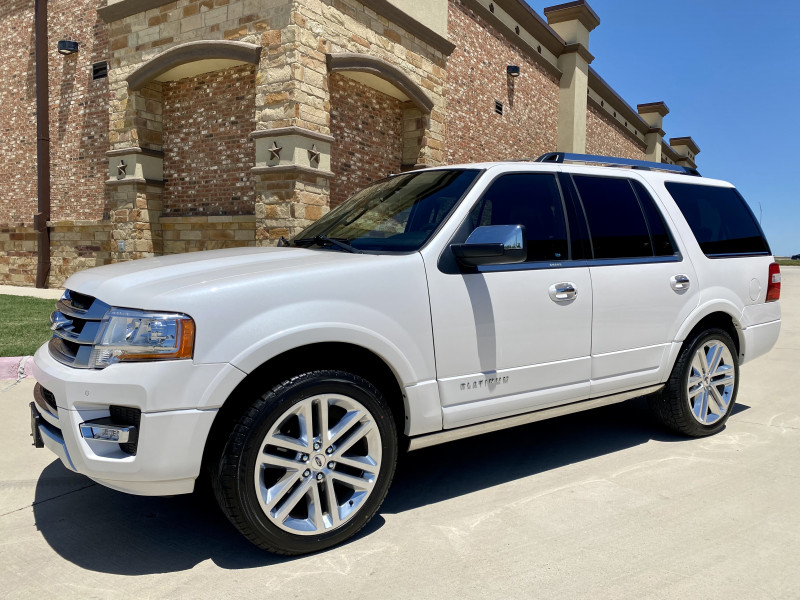 Ford Expedition 2017 price $37,491