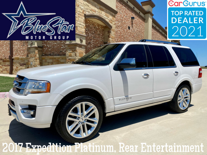 Ford Expedition 2017 price $36,991