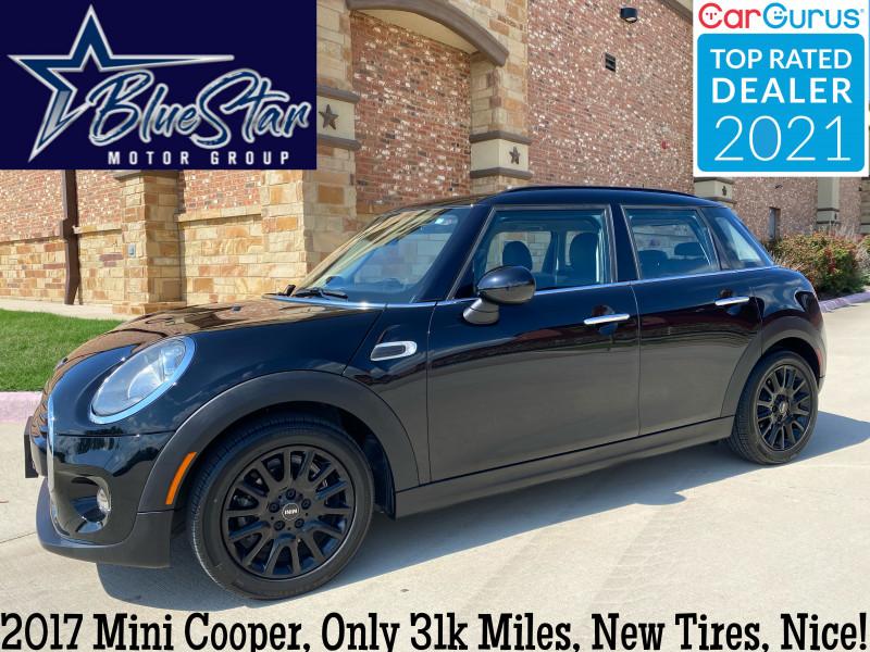 Mini Cooper Hardtop 2017 price $17,491
