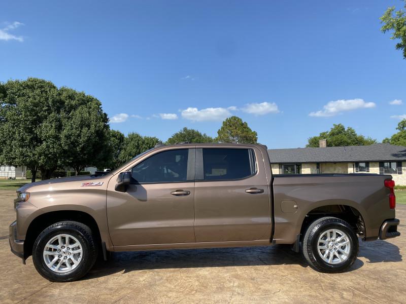 Chevrolet Silverado 1500 2019 price $44,991