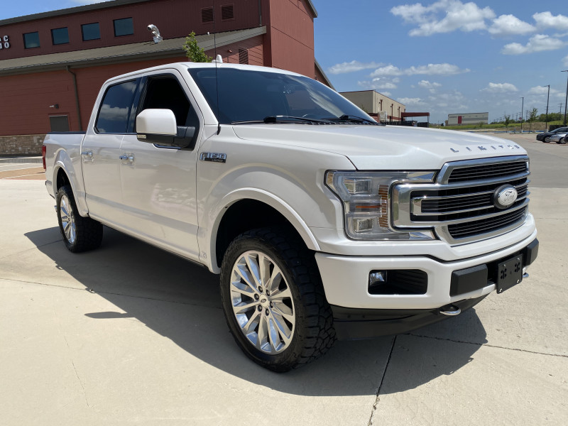 Ford F-150 2018 price $53,991