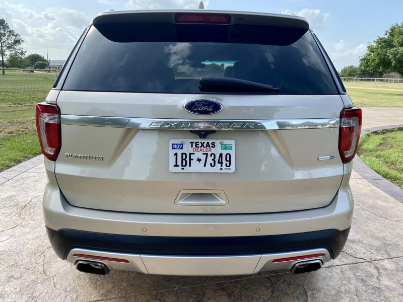 Ford Explorer 2017 price $28,991