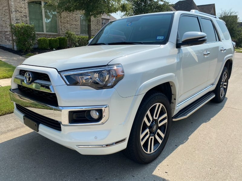Toyota 4Runner 2019 price $0
