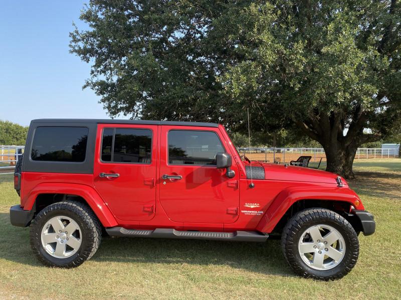 Jeep Wrangler Unlimited 2011 price $23,491