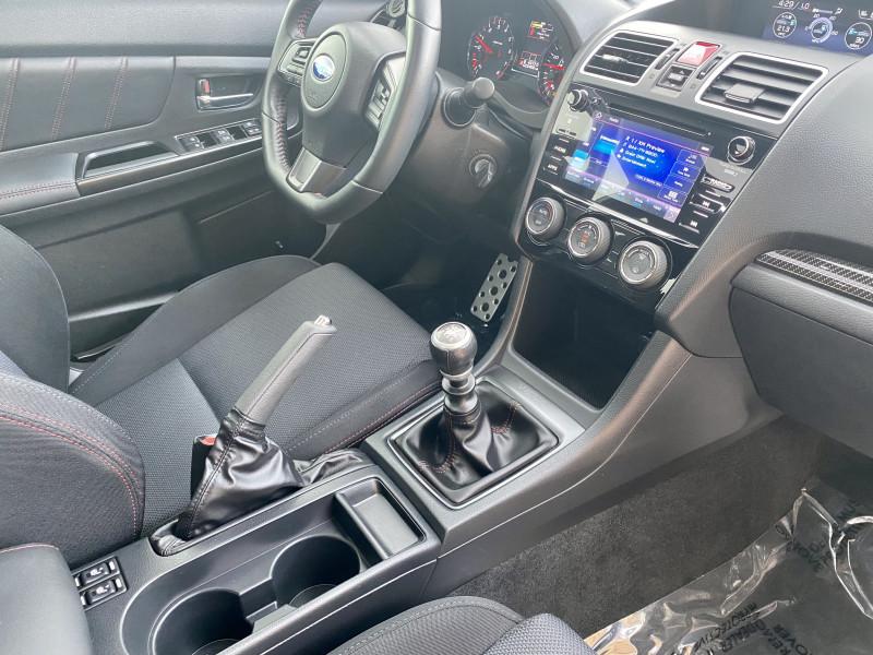 Subaru WRX 2020 price $31,991
