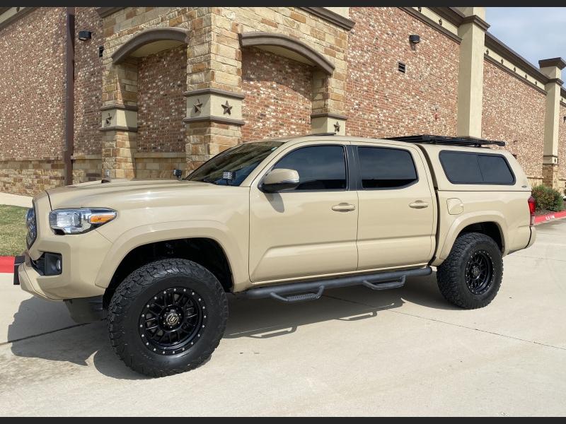 Toyota Tacoma 2017 price $37,891