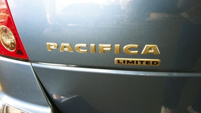 Chrysler Pacifica 2007 price $8,995