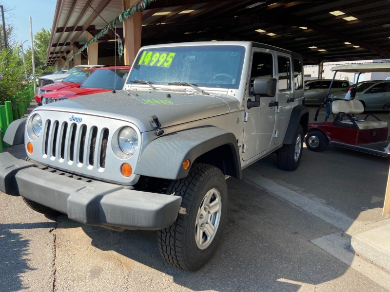 Jeep Wrangler 2007 price $14,995