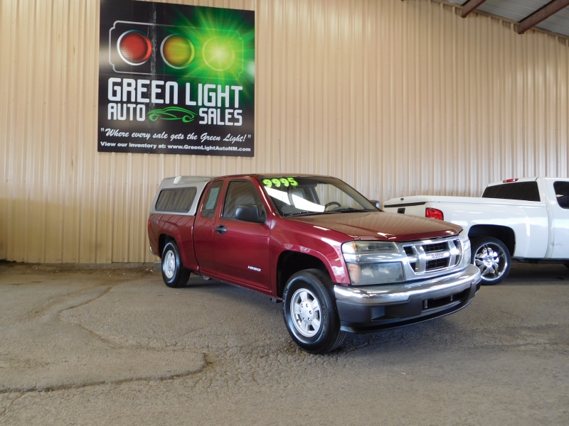 Isuzu i-290 2008 price $9,995