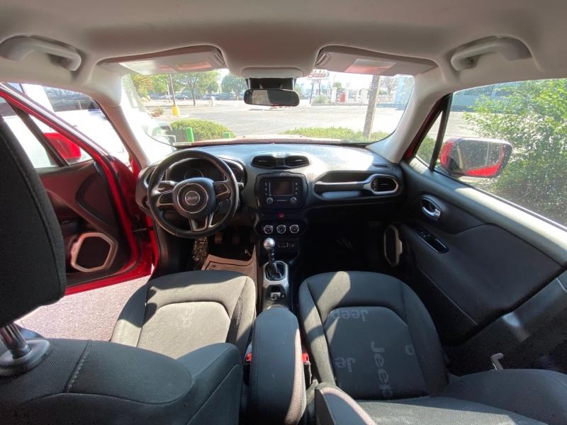 Jeep Renegade 2015 price $11,995