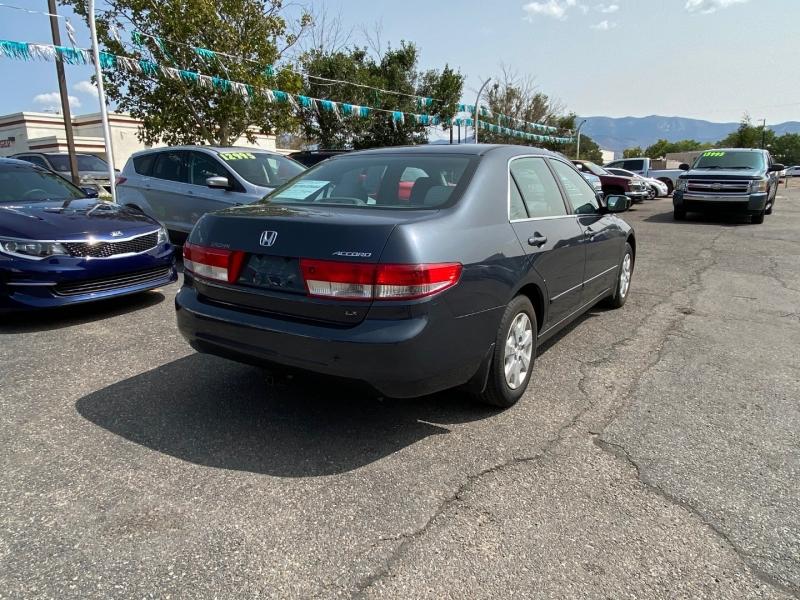 Honda Accord Sdn 2004 price $7,995