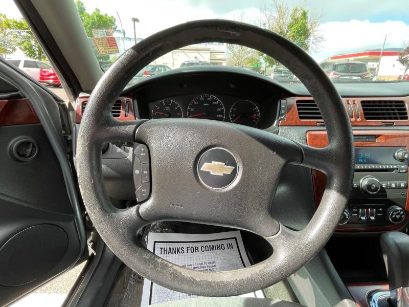 Chevrolet Impala 2009 price $8,995