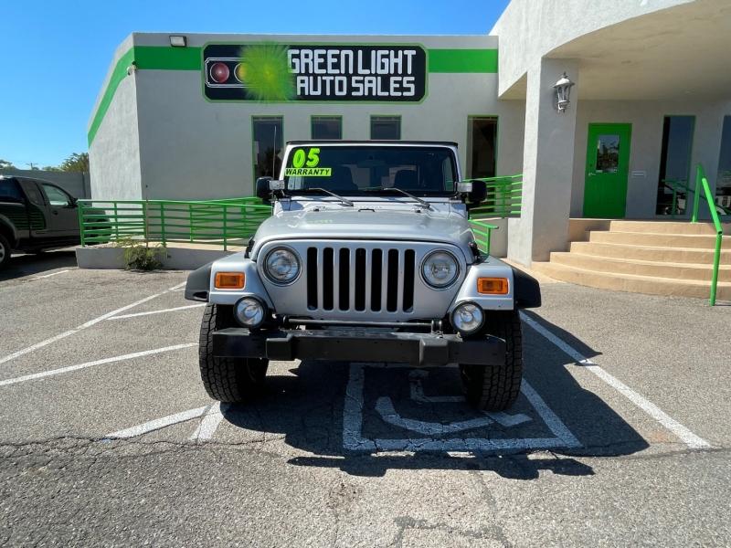 Jeep Wrangler 2005 price $14,995