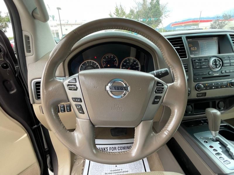 Nissan Armada 2014 price $17,995
