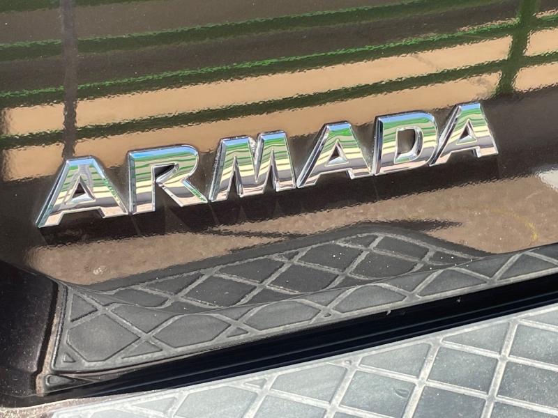 Nissan Armada 2011 price $15,995