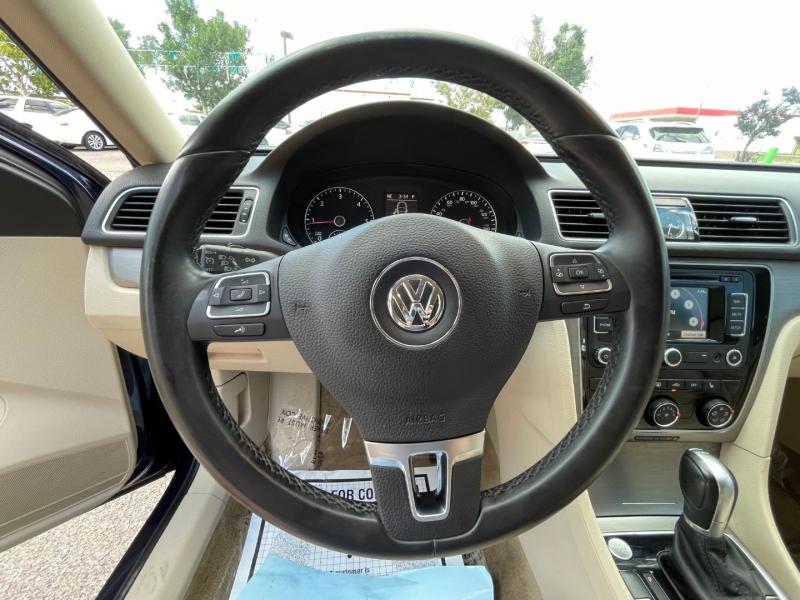 Volkswagen Passat 2015 price $15,995