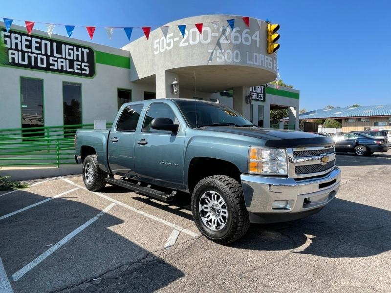 Chevrolet Silverado 1500 2012 price $21,995