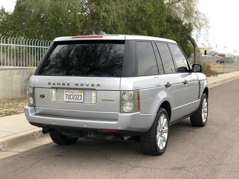 Land Rover Range Rover 2007 price $8,000