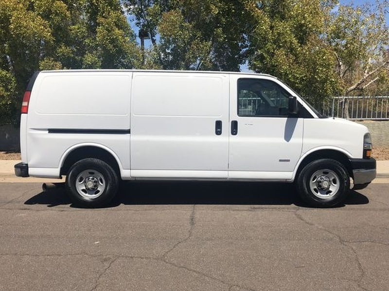 Chevrolet Express Cargo Van 2008 price $5,000