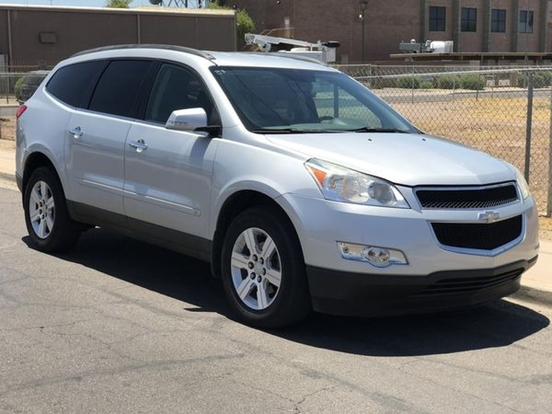 Chevrolet Traverse 2010 price $5,500